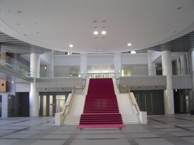 栃木県庁舎議会議事堂