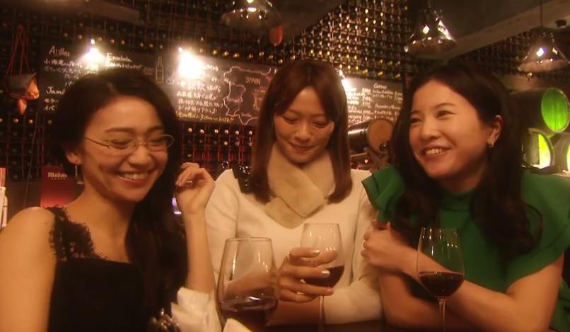 東京タラレバ娘,吉高由里子,1話,ロング