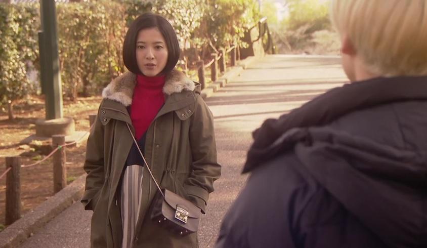 東京タラレバ娘,吉高由里子,4話,髪型