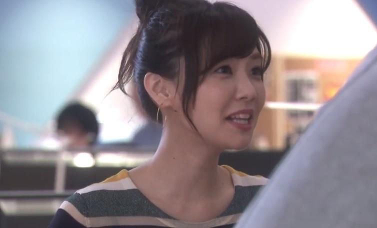 奪い愛,冬,1話,倉科カナ,髪型