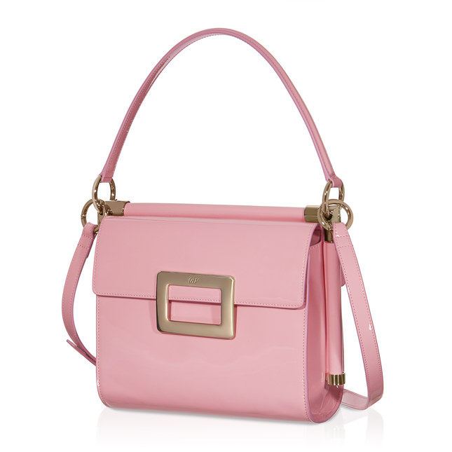 Miss Viv Small Shoulder Bag in Patent Leather