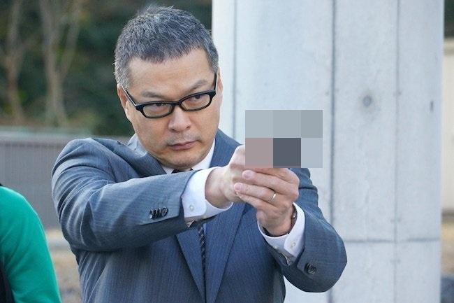 田中哲司,クライシス