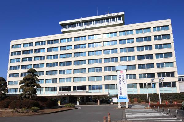 千葉市役所