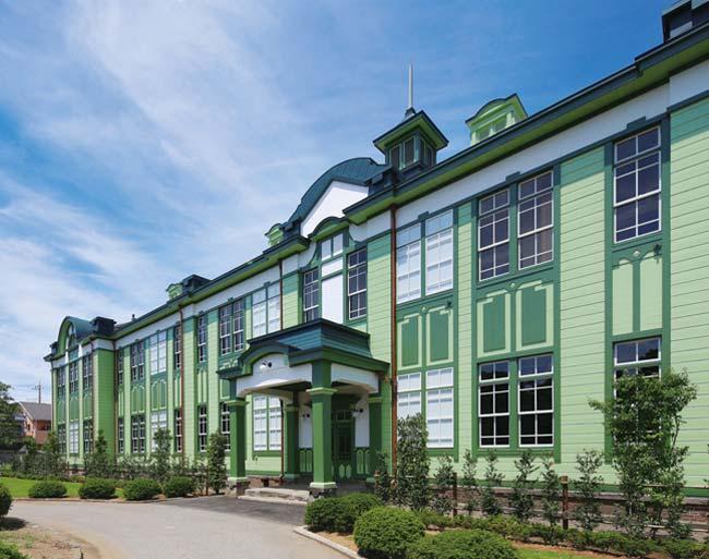 深谷商業高校記念館
