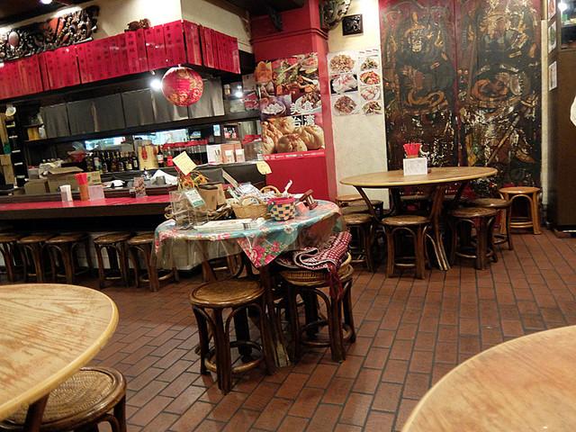 台南担仔麺職安通り店
