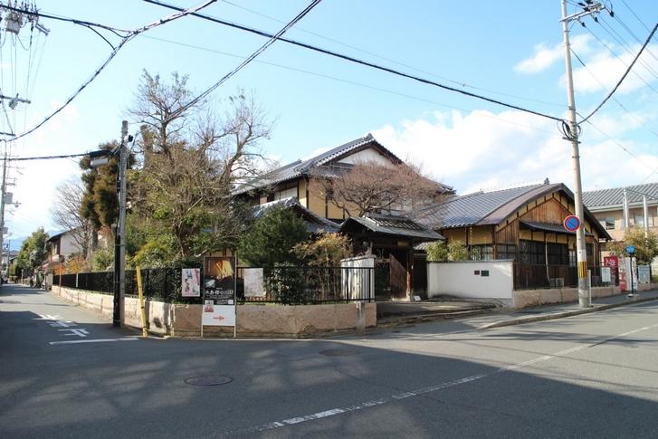 木島櫻谷旧邸