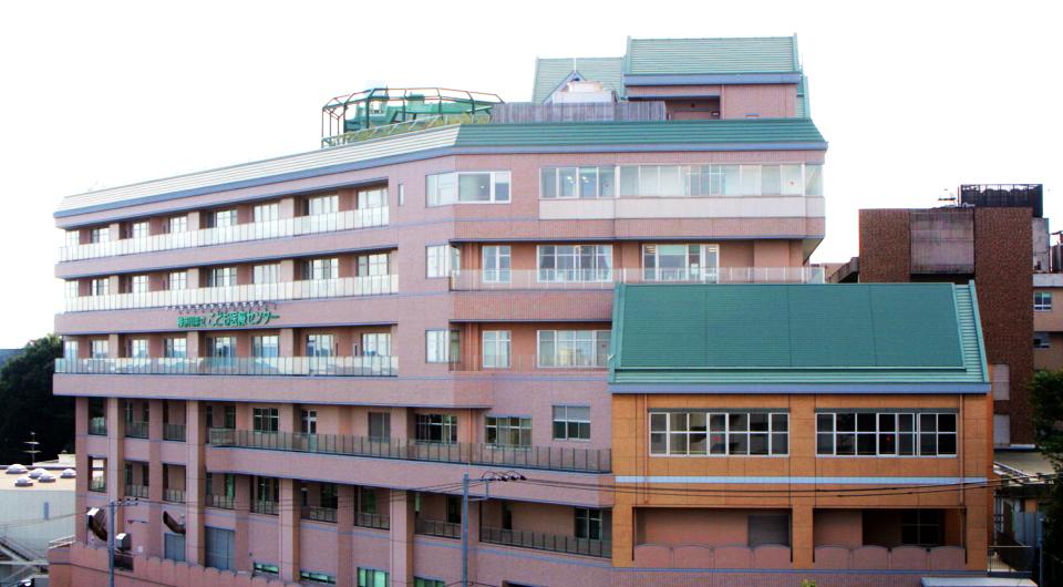 神奈川県立こども医療センター