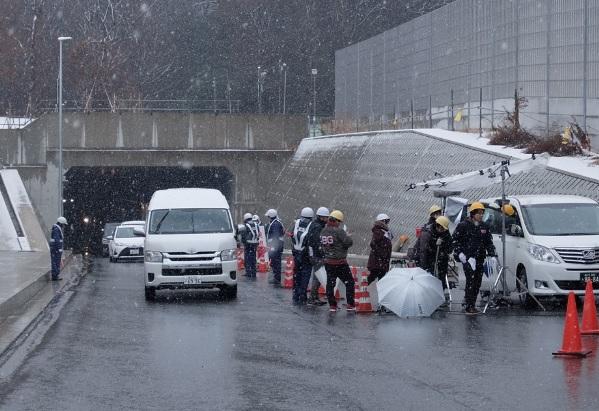 国道298号小塚山トンネル