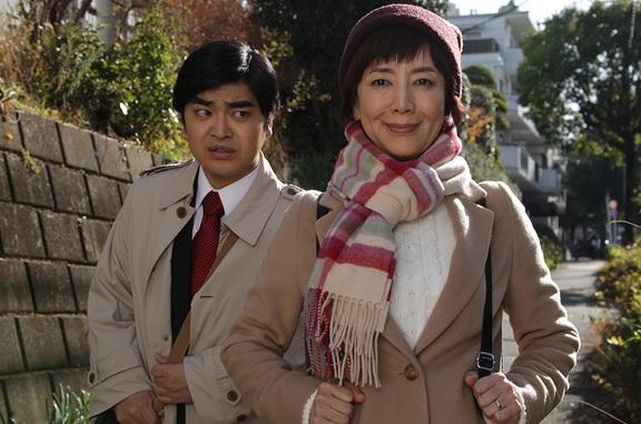 管理官 明石美和子,十四番目に来た女