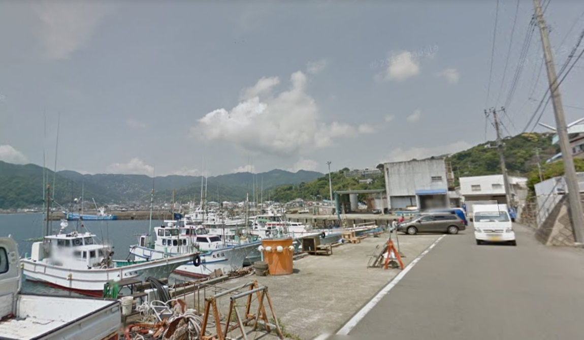 宇佐美漁港
