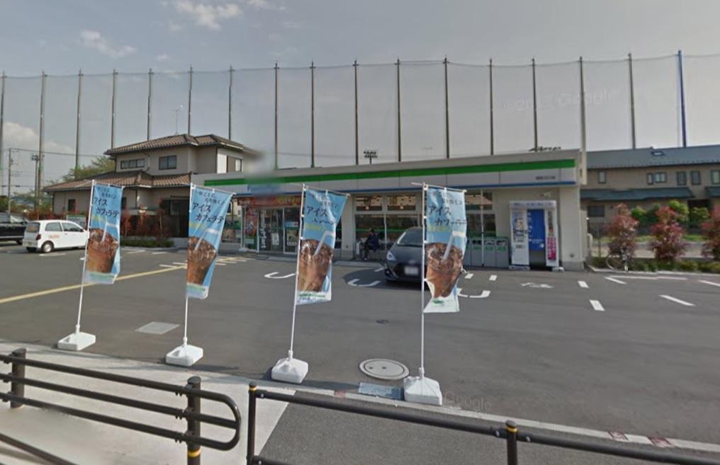 ファミリーマート・西武立川駅