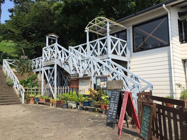 カフェ・真鶴見晴らし台