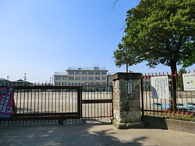 旧入間中学校