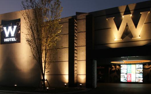 ホテル W-koshigaya