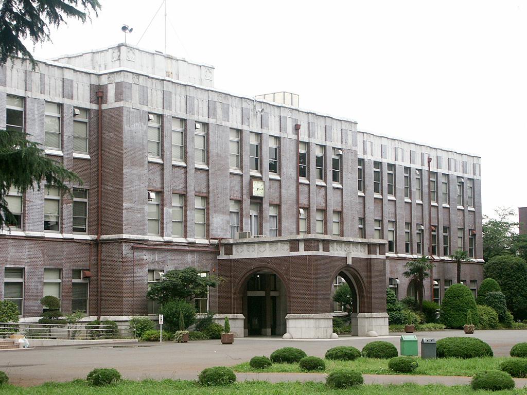 成蹊大学・本館
