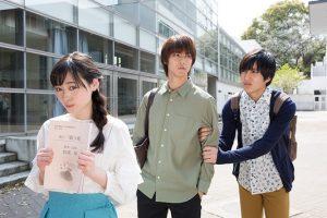 グッドモーニング・コール,our campus days,5話
