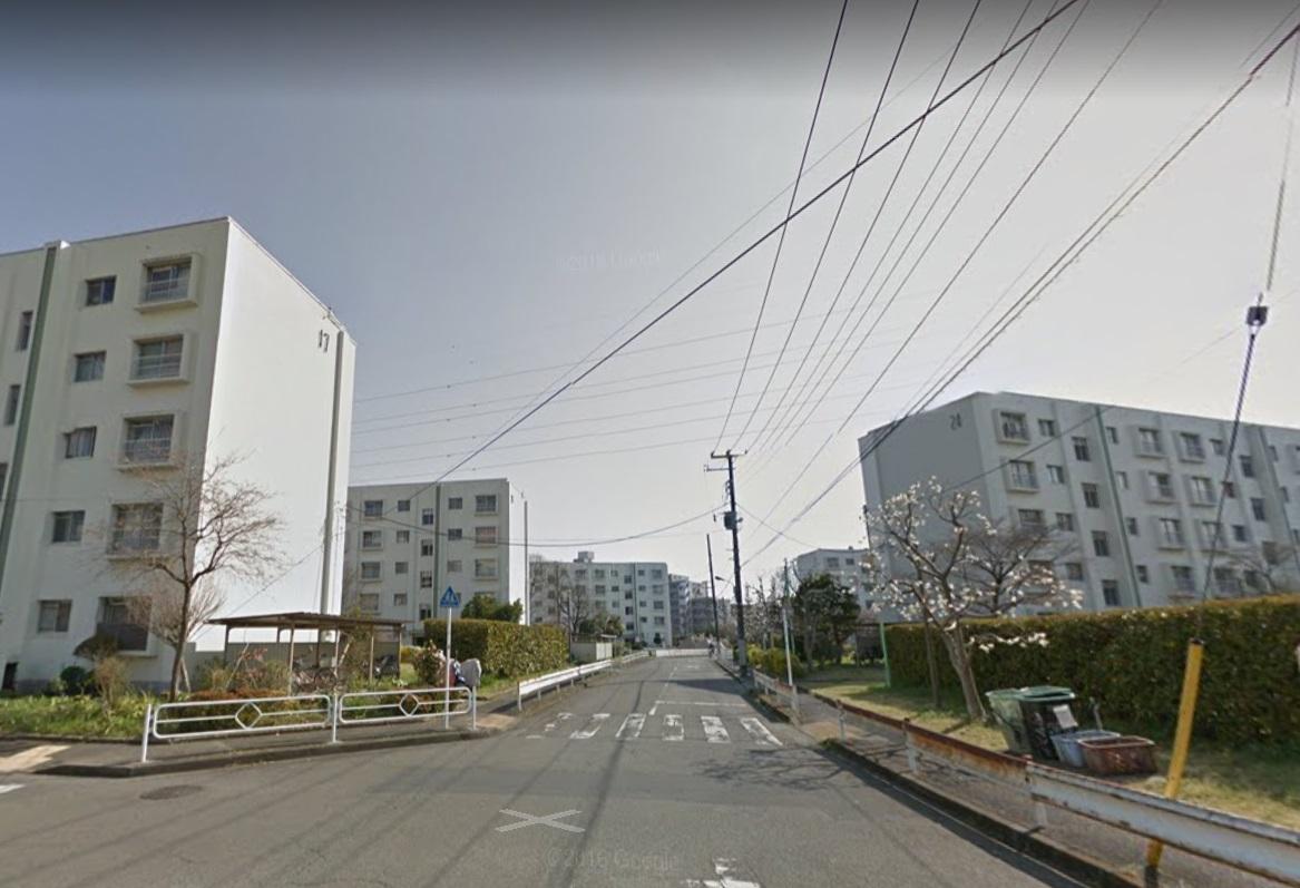 富士見町団地