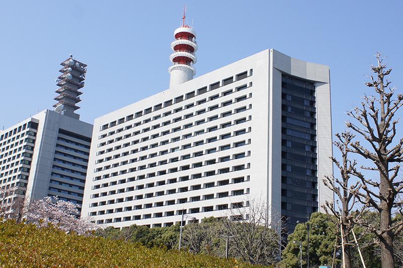 警視庁本庁舎