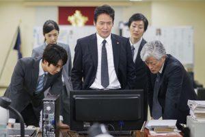 犯罪の回送,松本清張特別企画