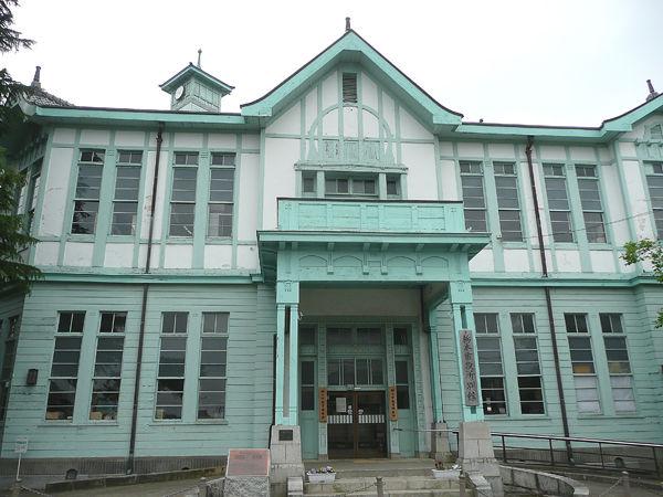 栃木市旧市役所