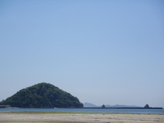 立岩海水浴場(モンチッチ海岸)