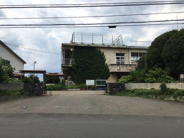 狭山市立旧東中学校