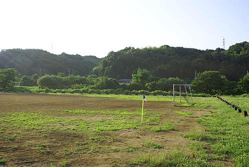 坂戸市の北入西運動公園