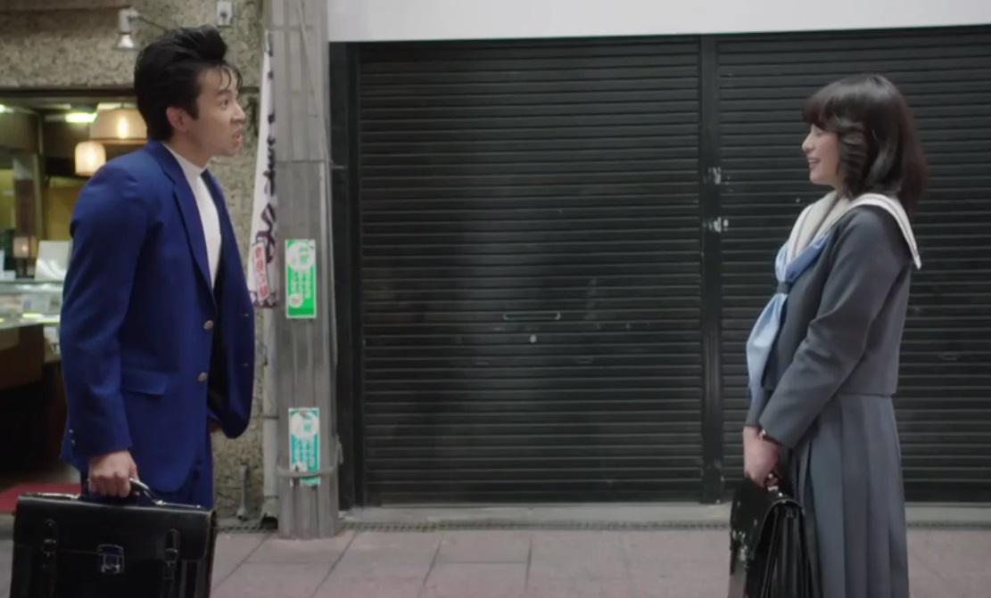 今日から俺は!!,3話