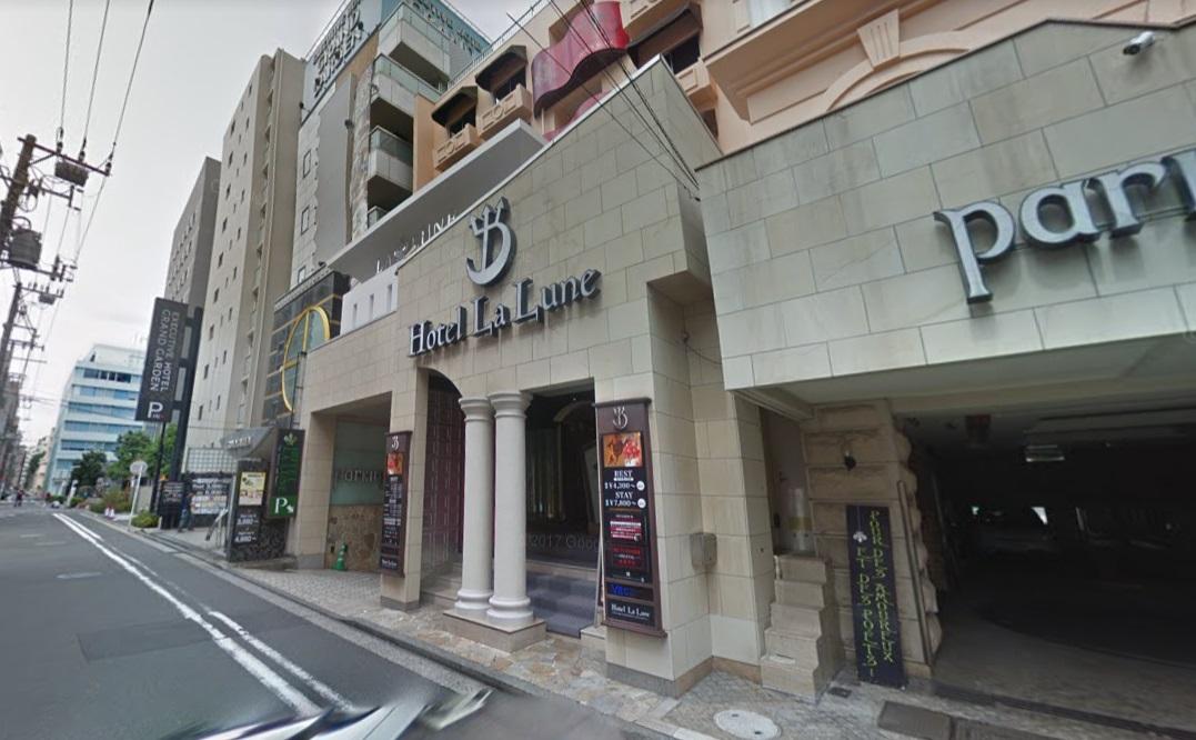 ホテルLaLune