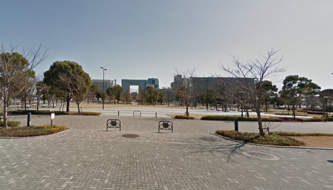 シンボルプロムナード公園セントラル広場