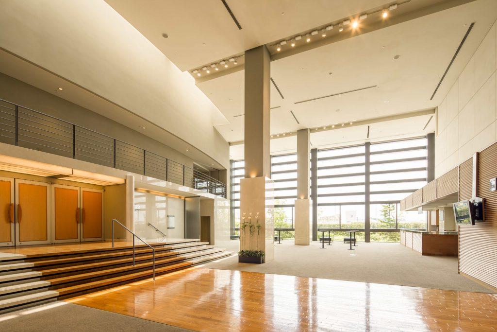 青葉区民文化センター