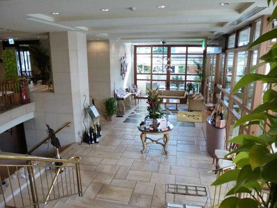 アグネスホテル東京