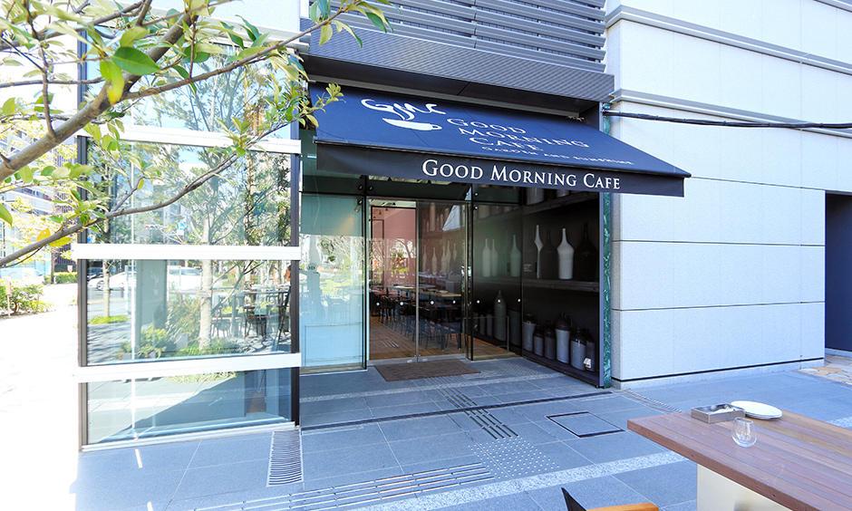 グッドモーニングカフェ 錦町