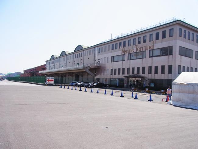 清水マリンターミナル