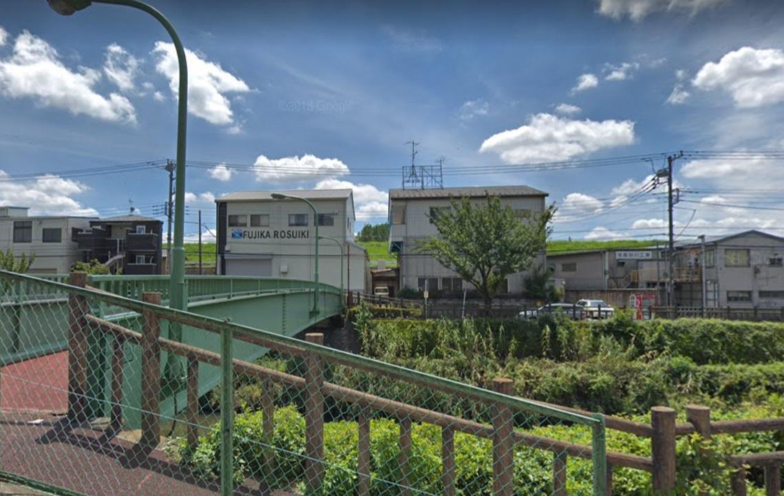芝川人道橋