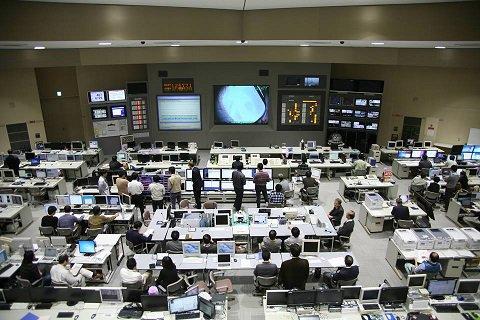 土岐市の中央制御室