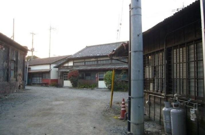トチセン(旧足利織物)赤レンガ捺染工場