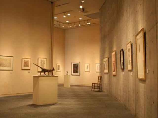 光と森の美術館