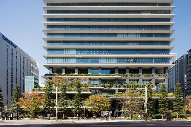 東京スクエアガーデン