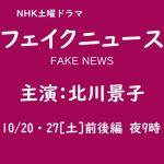 フェイクニュース,北川景子