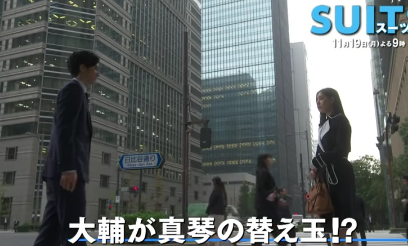 SUITS,7話