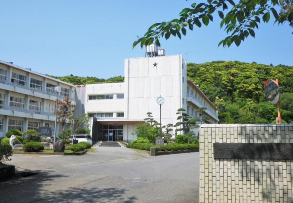 勝浦市立北中学校