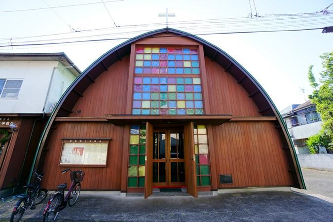 東京聖十字架教会