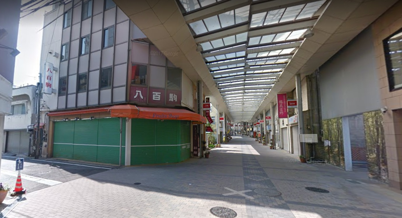 前橋中央商店街
