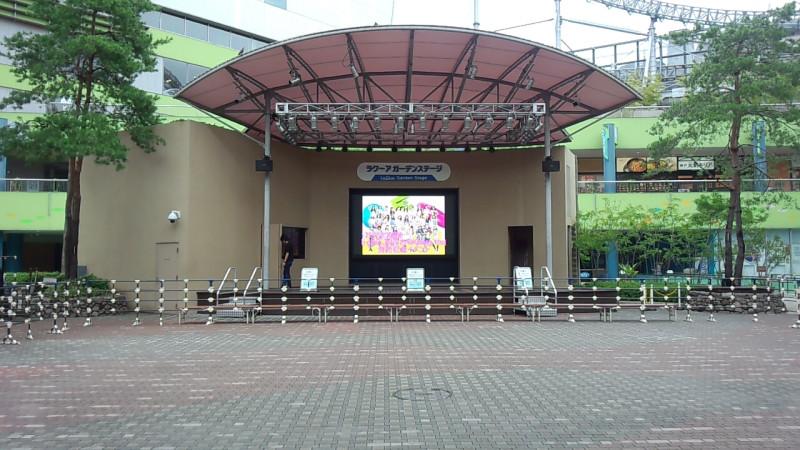 東京ドームシティラクーアガーデンステージ