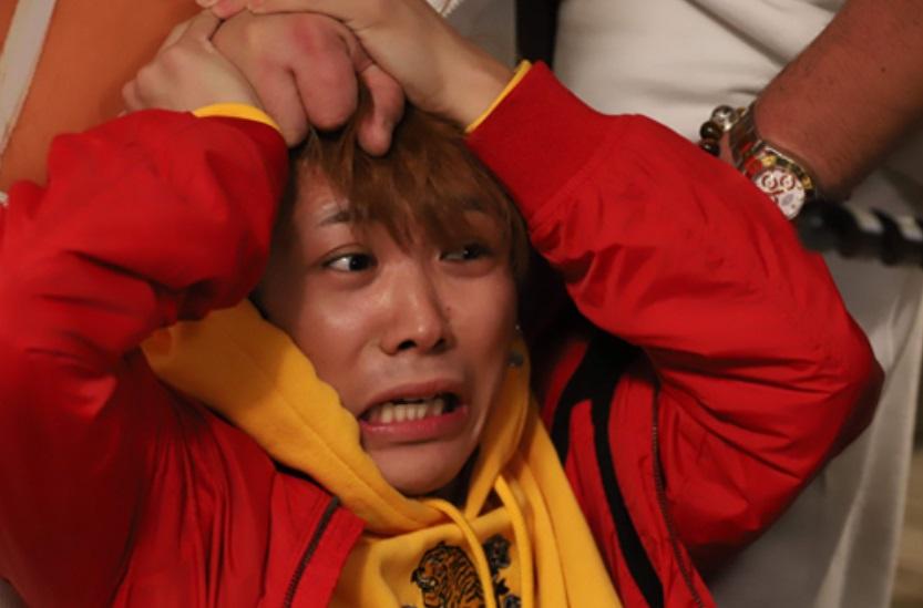 JOKER FACE,8話