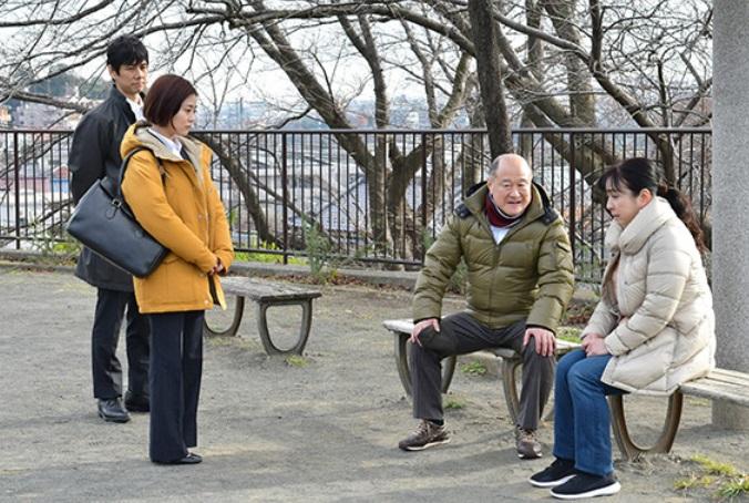 メゾン・ド・ポリス,4話