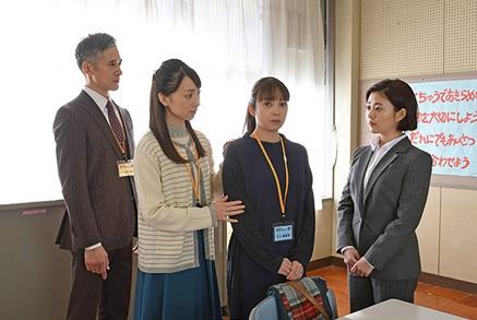 メゾン・ド・ポリス,2話