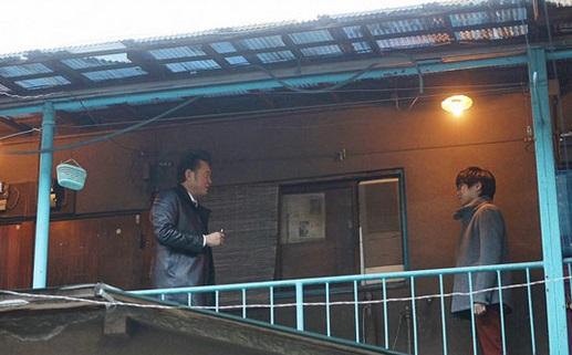 トレース,科捜研の男,4話