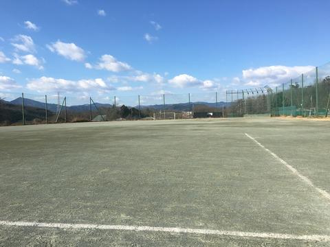 上野台中学校